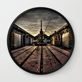 North Pier Wall Clock