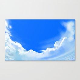 Bright Skies Canvas Print