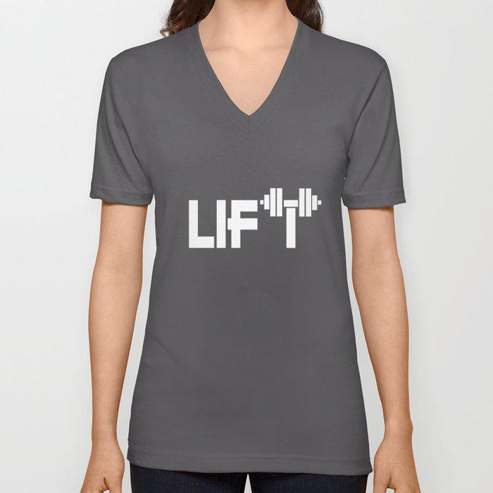 Lift Unisex V-Neck