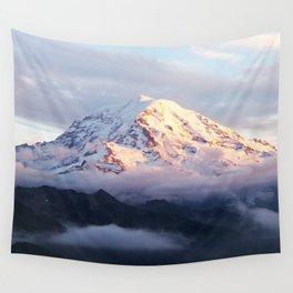 Marvelous Mount Rainier 2 Wall Tapestry
