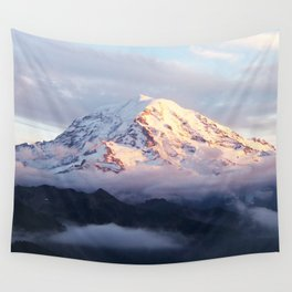 Marvelous Mount Rainier 2 Wall Tapestry