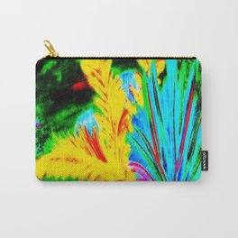 Retro Dolphin Carry-All Pouch