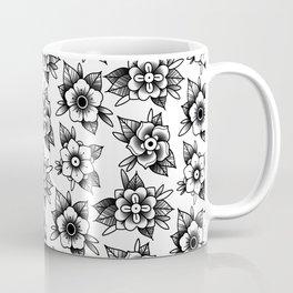 trad flowers Coffee Mug