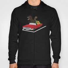 Jurassic Parking Only Hoody