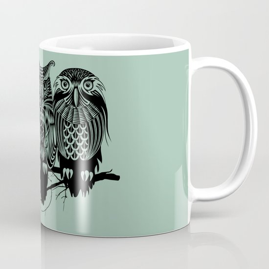 Owls of the Nile Mug