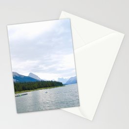 lac maligne, 2017 Stationery Cards