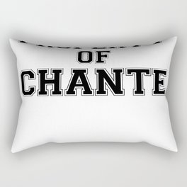 Property of CHANTE Rectangular Pillow