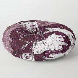 Late Dogg Floor Pillow