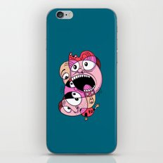 The 1756th One iPhone & iPod Skin