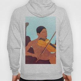 Violin party Hoody