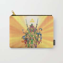 The Legend of Zelda 30th anniversary Carry-All Pouch