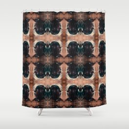 Deeper Knowing Shower Curtain