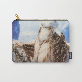 12,000pixel-500dpi - Louis Icart - Hunting - Werther - Digital Remastered Edition Carry-All Pouch