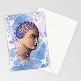 Klein Levin Syndrome Stationery Cards