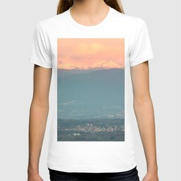 Sunset on the Italian Apennines T-shirt