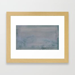 'The Catskill Mountain I' Framed Art Print