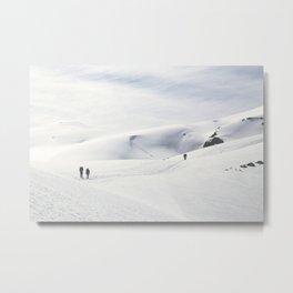Volcano Ascent 02 Metal Print