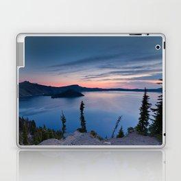Sunrise At Crater Lake Laptop & iPad Skin