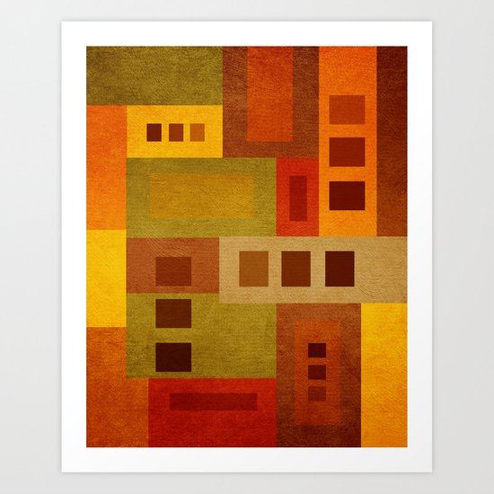 Textures/Abstract 53 Art Print