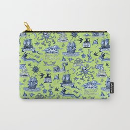 A Pirate's Life - Lime Carry-All Pouch