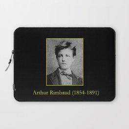 Etienne Carjat - Portrait of Rimbaud Laptop Sleeve