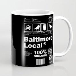 Baltimore Local Coffee Mug