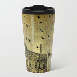 The Acid Sky Travel Mug