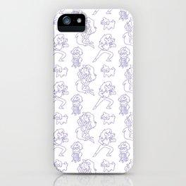 Marceline Pattern iPhone Case