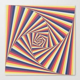 TwistaToo Canvas Print
