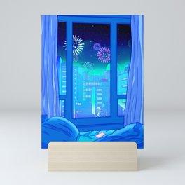 Tokyo Summer Dreams Mini Art Print