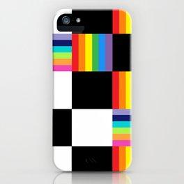 Chessboard 2013 iPhone Case