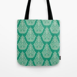 SPIRIT jade cream Tote Bag