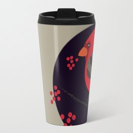 Cardinal Song Travel Mug