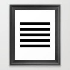 Grid 02 Framed Art Print