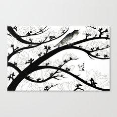 The Nightingale Canvas Print