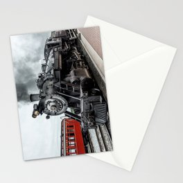 Strasburg Railroad Vintage Steam Locomotive Baldwin Train Engine Pennsylvania Stationery Cards