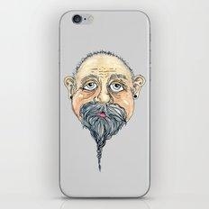 old man 2 iPhone & iPod Skin