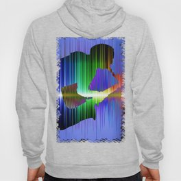 The saxophone player 02 Hoody