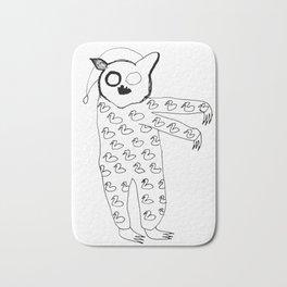 pijama bear Bath Mat