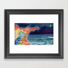 Monterey Explorer Framed Art Print