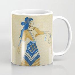 Minoan Woman Coffee Mug