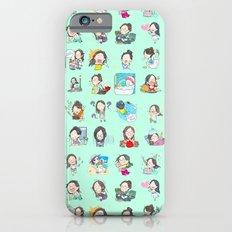 moonsia` iPhone 6s Slim Case
