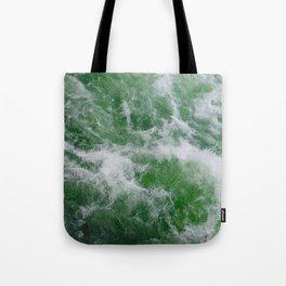 Bølger Tote Bag