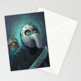 Muppet Maniac - Gonzo Voorhees Stationery Cards