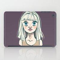 chandelier iPad Cases featuring Chandelier by Jessi's Art