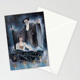 The Phantom of the Opera Stationery Cards