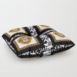 His Majesty Floor Pillow