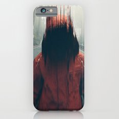 Face into the Abyss iPhone 6s Slim Case