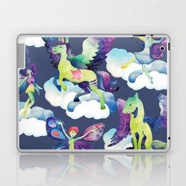 Fly into my dreams Laptop & iPad Skin