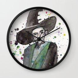 Professor Minerva McGonagall Wall Clock